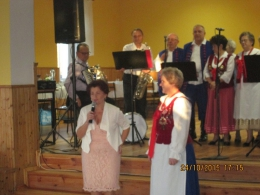 Bal Seniora w Olszanach