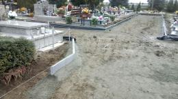 Inwestycje na cmentarzu-4