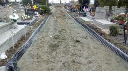 Inwestycje na cmentarzu-5