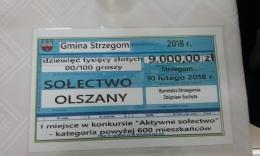 Nagroda dla Olszan-3