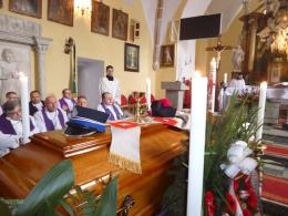 Pogrzeb Księdza Proboszcza
