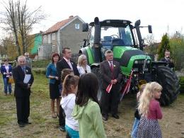 Promocja wsi Olszany w odnowie wsi Dolnośląskiej - 26.10.2013