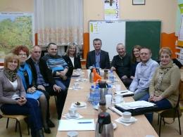 Spotkanie Gminnej Rady Działalności Pożytku Publicznego