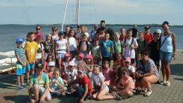 Wakacje nad morzem zorganizowane przez Stowarzyszenie Rozwoju Wsi Olszany-1