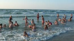 Wakacje nad morzem zorganizowane przez Stowarzyszenie Rozwoju Wsi Olszany-3