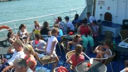 Wakacje nad morzem zorganizowane przez Stowarzyszenie Rozwoju Wsi Olszany-8