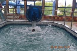 Wizyta w basenie